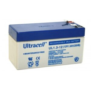 UL-1213 Μπαταρία μόλυβδου 12V 1.3Ah Ultracell