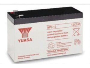 YUASA Y-1270 12V 7Ah
