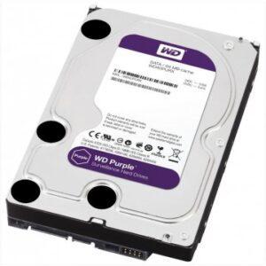 WD PURPLE 2TB Σκληρός δίσκος